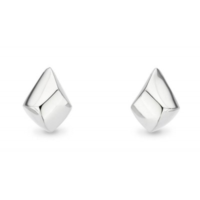 KIT HEATH COAST ROKK ANGLED STUD EARRINGS