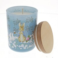 BEATRIX POTTER PETER RABBIT CLEAN LINEN CANDLE  A29414 SAVE ON SRP £12 NOW £9.95
