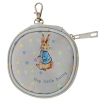 BEATRIX POTTER PETER RABBIT BABY SOOTHER HOLDER POUCH A29766
