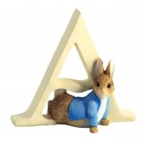 BEATRIX POTTER LETTER A PETER RABBIT GIFT BOXED