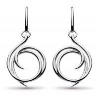 KIT HEATH TWINE HELIX DROP EARRINGS 60236