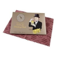 GOLD JEWELLERY CLEANER POLISHING CLOTH TOWN TALK
