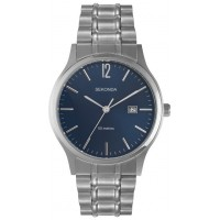 SEKONDA GENTS BLUE FACE WATCH 3278 RRP £59.99 NOW £39.99