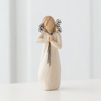 WILLOW TREE FRIENDSHIP FIGURINE BRANDED BOX RRP £21.00