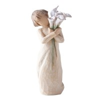 WILLOW TREE BEAUTIFUL WISHES 26246 RRP £21.00 NOW £18.90